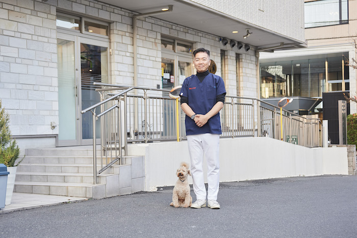 Because, I'm<br>犬語を話す獣医師 前編
