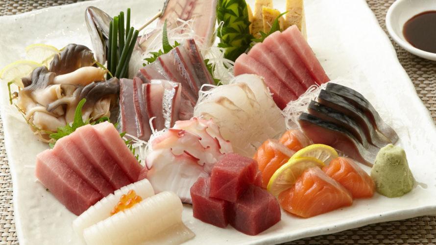 魚の旨い季節、新鮮な刺身とワインを楽しむ時はこんなワインを選びたい