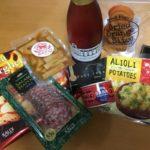 コンビニ惣菜ペアリング道 第16回「フルーティなロゼ泡を、KALDIのおつまみ色々と楽しむ!」
