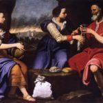 【ワインと美術】手段を選ばずワインを選ぶ。旧約聖書より。