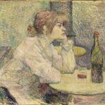 【ワインと美術】ロートレックと哀愁を纏う女