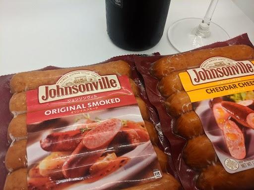 コンビニ惣菜ペアリング道 第21回 「ジョンソンヴィルのソーセージにいちばん合うワインは何だ??」