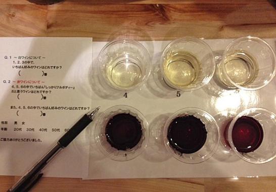 あなたはどのワインが好きですか?一般消費者100人にフィラディスが直接聞いてみました! (人事 間中 昌子)